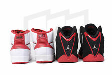 Nike Air Jordan 2 21 II XXI CDP Countdown Pack sz 7 Y Black Red White 2008