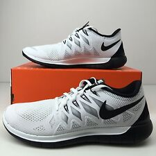 Nike Free 5.0 formadores para hombre New Free Run Running Training Shoe Uk 8.5 RRP £ 110
