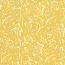 RJR Fabrics World of Romance 2122 05 Foulard Gold Yardage by Robyn Pandolph
