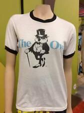 The Owl vintage vtg ringer t-shirt tee Screen Stars size Medium