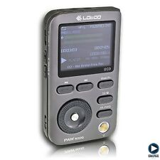 Lotoo paw-5000 pérdida libremente Lossless Hi-Fi reproductor portable WAV AAC mp3 WMA m4a