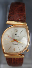 Vintage 1961 Hamilton 505 Electric Victor II 10K Gold Filled Watch Asymmetric 2