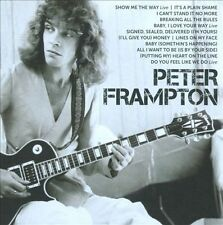 Icon by Peter Frampton (CD, Mar-2011, A&M (USA)) BRAND NEW SEALED