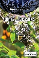 Biomes and Ecosystems (Living Earth)-ExLibrary