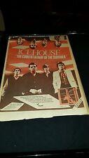 Icehouse We Can Get Together Rare Original U.K. Promo Poster Ad Framed!