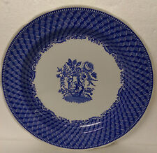 "Portland Vase First Introduced 1832 Spode Blue Room 10"" Collector Plate."
