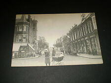social history Kingsway Dovercourt Essex postcard