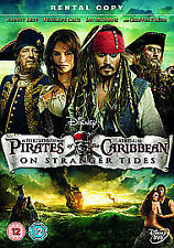 Pirates Of The Caribbean 4 - On Stranger Tides (Johnny Depp) - Disc Only