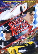Speed Racer ( Actionfilm ) mit Emile Hirsch, Christina Ricci, Matthew Fox, Rain