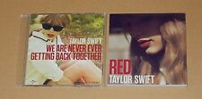 Taylor Swift We Are Never Ever Getting Back Together Thailand Promo CD Memo Pad