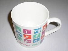 London 2012 Olympic Games Official Product Mug Cup Pictograms with all sports