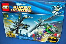 LEGO 6863 Super Heroes - BATWING BATTLE OVER GOTHAM CITY  BATMAN RETIRED NIB