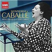 Montserrat Caballe sings Belli NEW & SEALED