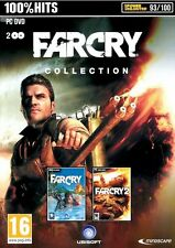 Far Cry Collection (PC Games, 2008, Brand New) # 5390102519292