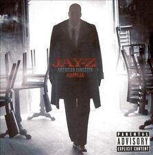 American Gangster Acappella 2007 by Jay-Z - Disc Only No Case