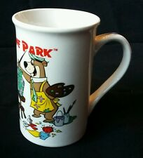 Jellystone Park Coffee Mug Yogi Bear Boo Boo Hanna Barbara Travel Camp Souvenir