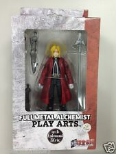 PLAY ARTS FULLMETAL ALCHEMIST NO.1 EDWARD ELRIC ACTION FIGURE