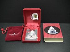 Waterford 1999 Five Golden Rings Christmas Ornament 12 Days - Signed E. Hartley