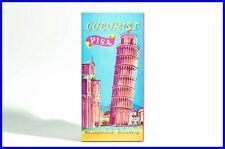 KURZ Buntstifte Schiefer Turm von Pisa Nürnberg 50 Jahre  ungebraucht  Colorist