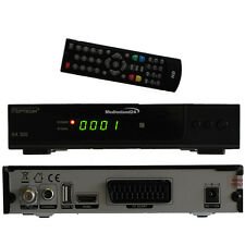 Opticum HD X 300 plus HDTV Sat Receiver 12V 230V USB Camping Full HD 1080p X300