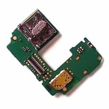 100% Genuine Nokia N86 8MP SIM card+MicroSD reader holder slot board
