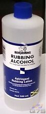 Rubbing Isopropyl Alcohol by Benjamins- 500 ML Original