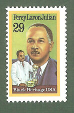 2746 Percy Lavon Julian US Single Mint/nh (free shipping offer)