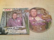 JAMIE OLIVER AT HOME Furred Game Pastry Disc 1 One Cooking Cook Chef DVD