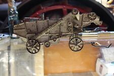 Rare Arcade Cast Iron Farm Toy McCormick-Deering Thresher Threshing Machine