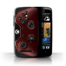 STUFF4 Back Case/Cover/Skin for HTC Desire 500/Gamer/Xbox One