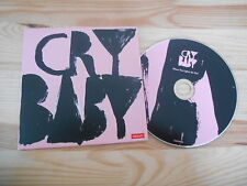 CD Indie Cry Baby - When The Lights Go Out (1 Song) Promo V2 COOP