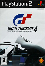 Gran Turismo 4 PS2 Game ~ for Sony PlayStation 2 ~ PAL ~ manual incl.