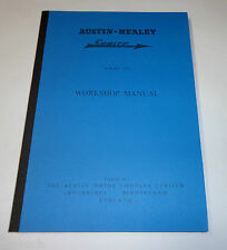 Werkstatthandbuch / Workshop Manual Austin Healey Sprite Mark I Frogeye, 1958-61