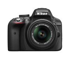 Nikon D3300 24 Megapixels AF-S 18-55mm Lens DSLR CAMERA + Wrnty SMP2