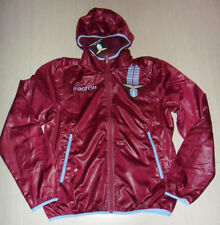 FW13 LAZIO S GIACCA GIACCHETTO KWAY LIGHT WEIGHT JACKET K-WAY GIUBBINO RED