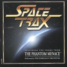 Space Trax - Themes From Star Wars 1999 by Starflight Orches - Disc Only No Case