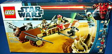 LEGO 9496 STAR WARS ~ DESERT SKIFF HTF NEW SEALED retired