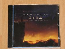 VANGELIS - 1492 - CONQUEST OF PARADISE - SOUNDTRACK