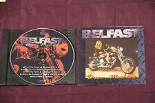 BELFAST - DREAM MACHINE             CD