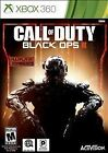 Call of Duty: Black Ops III 3 COD BO BO3 BOIII USED SEALED (Microsoft Xbox 360)