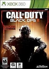 Call of Duty Black Ops III Microsoft Xbox 360 Used Video Game COD BO3 BO 3