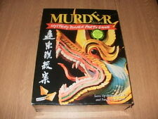 Murder a la Carte Dinner Party Game  *NEW & SEALED*