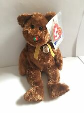 Retired TY Beanie Baby Bear ~ Champion Portugal ~ Fifa World Cup 2002 ~ NWT
