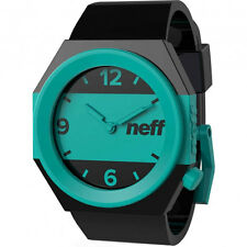 Neff Men's Stripe Watch Black Timepiece Streetwear Casual