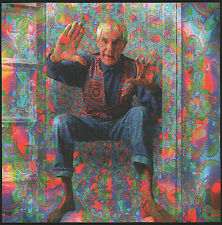 TRIPPING LEARY BLOTTER ART TIMOTHY  KEN KESEY HUNTER S THOMPSON ALBERT HOFMANN
