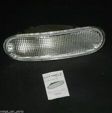 VW NEW BEETLE 98 - 05 CLEAR FRONT INDICATOR REPEATER LIGHTS O/S RIGHT DRIVER