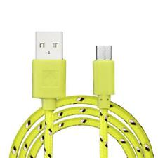 3M Strong Braided Micro USB Charger Cable Lead For Samsung/Sony/HTC/LG/Nokia YE