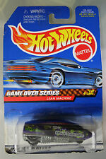 Hot Wheels 1:64 Scale 1998 Game Over Series LEAN MACHINE