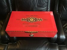 Perdomo 20th Anniversary Limited Edition Humidor - Red Sycamore - 073/500