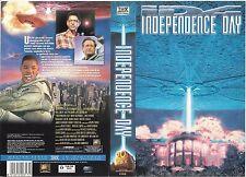 INDEPENDENCE DAY (1996) vhs ex noleggio